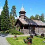 Joensuun hautausmaan rukoushuone
