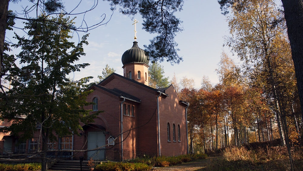 Kiteen ortodoksinen kirkko