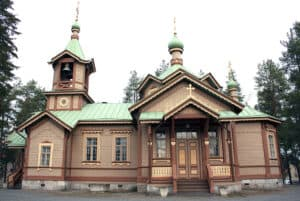 Joensuun ortodoksinen kirkko