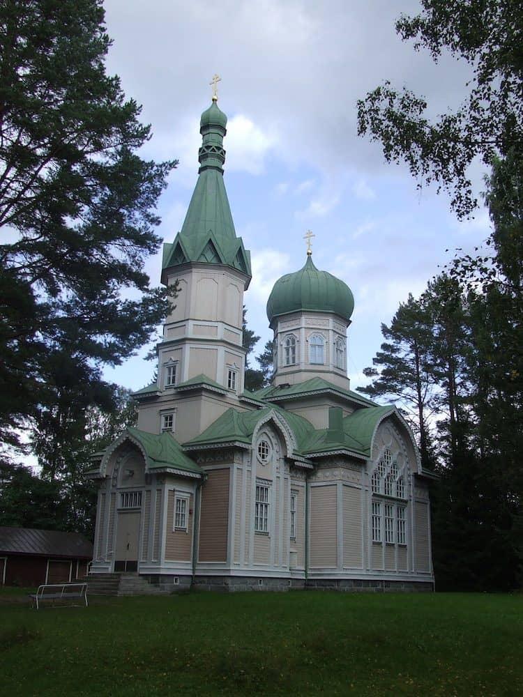 Pyhän-Johannes-Kastajan-kirkko
