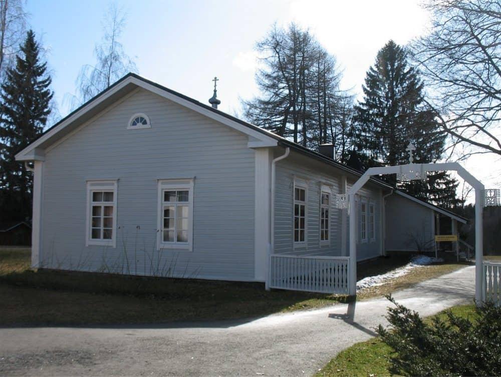 Vanha-kirkko-Valamon-luostari