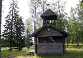 Heinävaaran ortodoksinen tsasouna