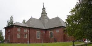 Ilomantsin luterilainen kirkko